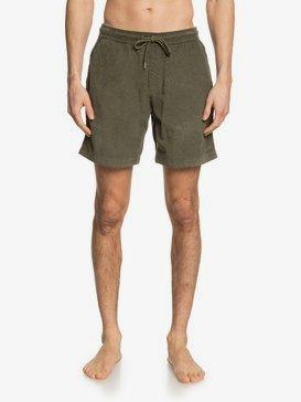 "Taxer 17"" - Elasticated Shorts  EQYWS03668"