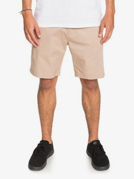 "Major Light 19"" - Chino Shorts for Men  EQYWS03670"