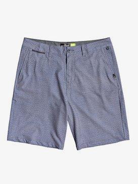 "Union Cloud 19"" - Amphibian Board Shorts for Men  EQYWS03688"