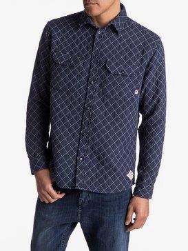Rippa Down - Reversible Long Sleeve Over Shirt for Men  EQYWT03540