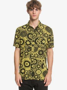 Fluid Geo - Short Sleeve Shirt for Men  EQYWT03955
