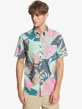 Tropical - Short Sleeve Shirt for Men  EQYWT03982
