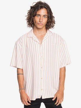Originals Heritage - Short Sleeve Camp Shirt for Men  EQYWT04109