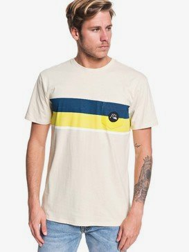 Multiply Stripe - Pocket T-Shirt for Men  EQYZT05431