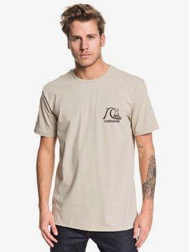 Bubble Logo - T-Shirt for Men  EQYZT05447