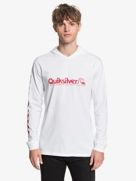 Checkers Mate - Long Sleeve Hooded T-Shirt for Men  EQYZT05448
