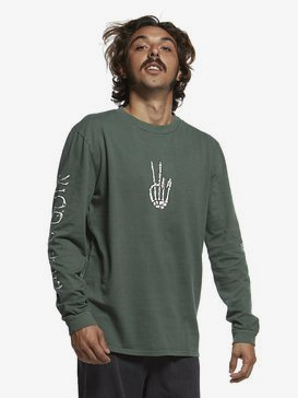 Originals Lifes Quik - Long Sleeve T-Shirt for Men  EQYZT05471