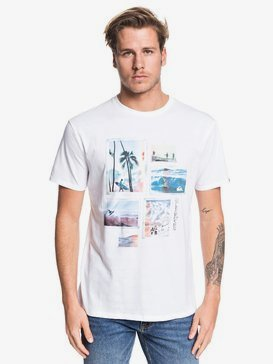 Island Location - T-Shirt for Men  EQYZT05480