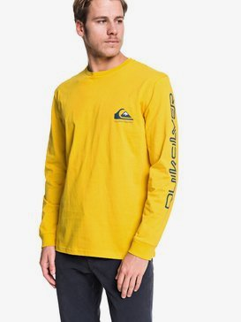 Omni Logo Classic - Long Sleeve T-Shirt for Men  EQYZT05502