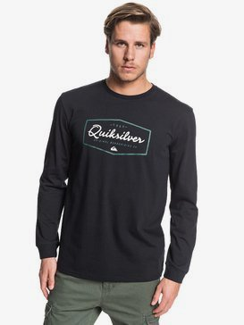 Inside Lines - Long Sleeve T-Shirt for Men  EQYZT05505