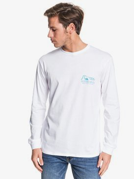 Daily Wax - Long Sleeve T-Shirt for Men  EQYZT05507