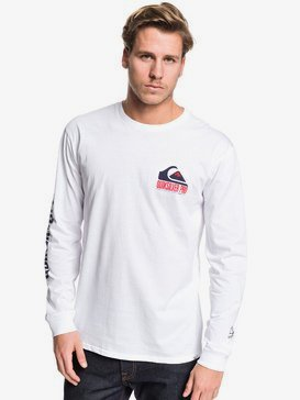 Quik Pro France 2019 - Long Sleeve T-Shirt for Men  EQYZT05540