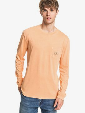 Sub Mission - Long Sleeve Pocket T-Shirt  EQYZT05805