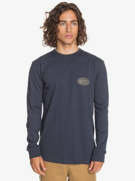 Far Behind - Long Sleeve T-Shirt for Men  EQYZT06069