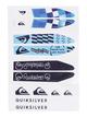 9 Small Fry - Gafas de Sol para Chicos 8-16 Azul EQBEY03006 Quiksilver