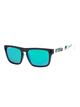 4 Small Fry - Gafas de Sol para Chicos 8-16 Gris EQBEY03006 Quiksilver