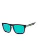 8 Small Fry - Gafas de Sol para Chicos 8-16 Gris EQBEY03006 Quiksilver