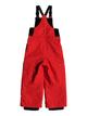 1 Boogie - Pantalon de snow pour Garçon 2-7 ans Rouge EQKTP03003 Quiksilver
