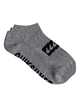 0 3 Pack - Ankle Socks Grey EQYAA03667 Quiksilver