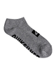 1 3 Pack - Ankle Socks Grey EQYAA03667 Quiksilver