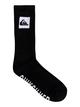 1 3 Pack - Crew Socks Black EQYAA03669 Quiksilver