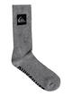 1 3 Pack - Crew Socks Grey EQYAA03669 Quiksilver