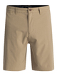 "3 Union 19"" - Amphibian Board Shorts for Men Beige EQYWS03492 Quiksilver"
