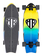 "Retro Twin 9"" - Skateboard  EGL21MRSRT"