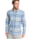 Waterman Unfiltered Stoke - Long Sleeve Shirt for Men  EQMWT03266