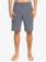 "Union Heather 20"" - Amphibian Board Shorts for Men  EQYWS03653"
