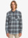 Baro Stretch - Long Sleeve Flannel Shirt for Men  EQYWT04272