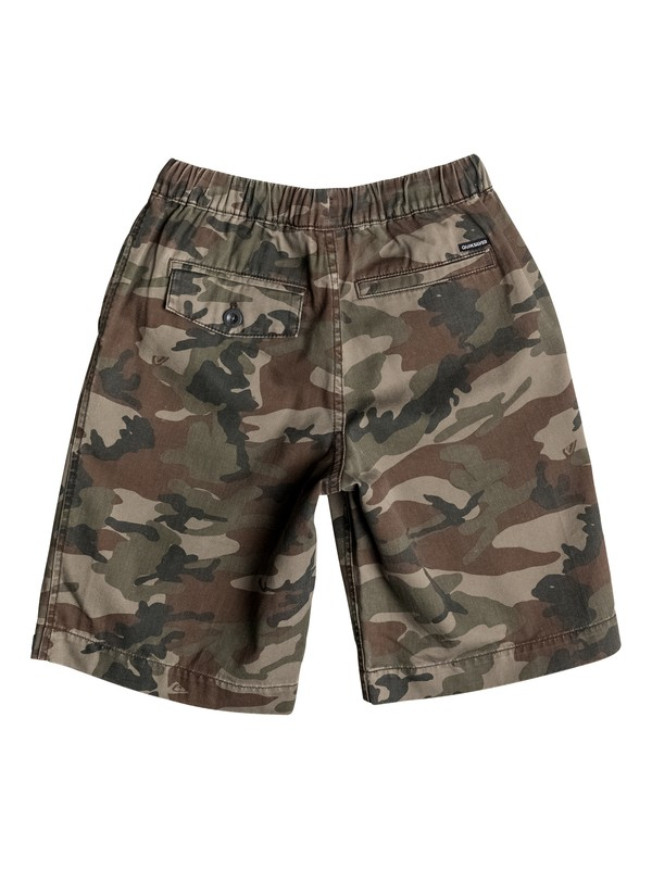 Boys 4-7 Camo Elastic Shorts 40655047