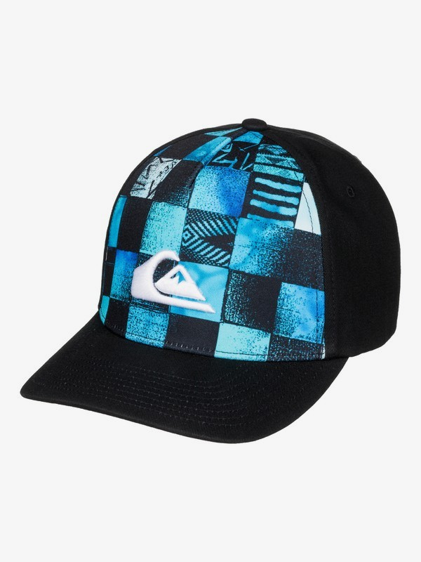 0 Pintails - Snapback Cap  AQBHA03130 Quiksilver