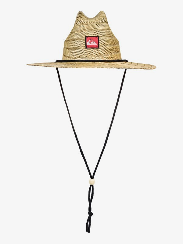 Pierside - Straw Lifeguard Hat for Boys 8-16  AQBHA03379