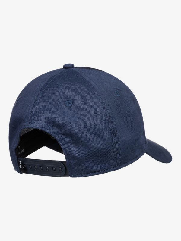 Block Ticker - Snapback Cap  AQBHA03403