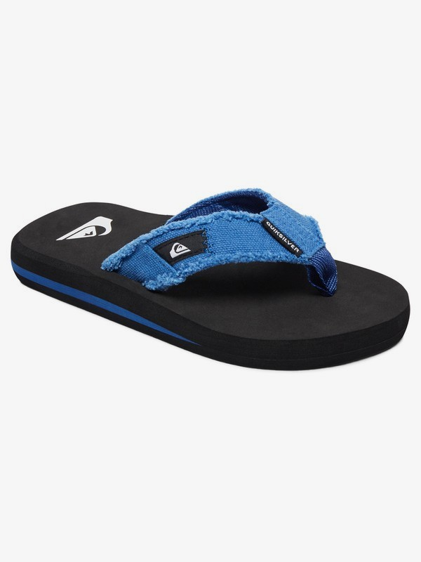 0 Monkey Abyss - Sandals for Boys Blue AQBL100010 Quiksilver