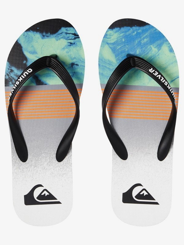 Molokai Lava Division - Flip-Flops for Boys  AQBL100262