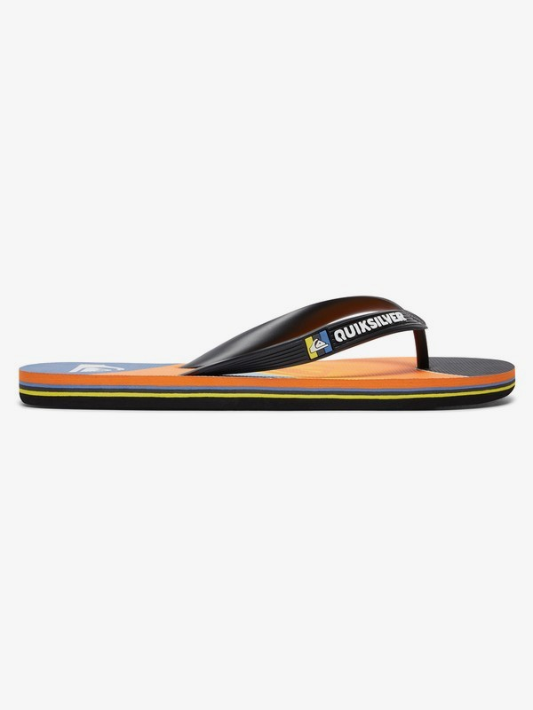 Molokai Slash Fade Logo - Flip-Flops for Boys  AQBL100264