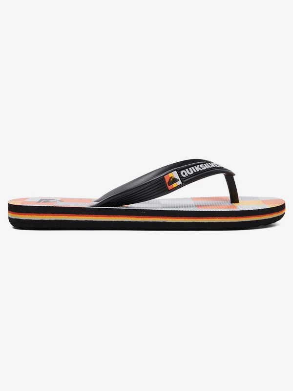Molokai Resin Check - Flip-Flops for Boys  AQBL100281