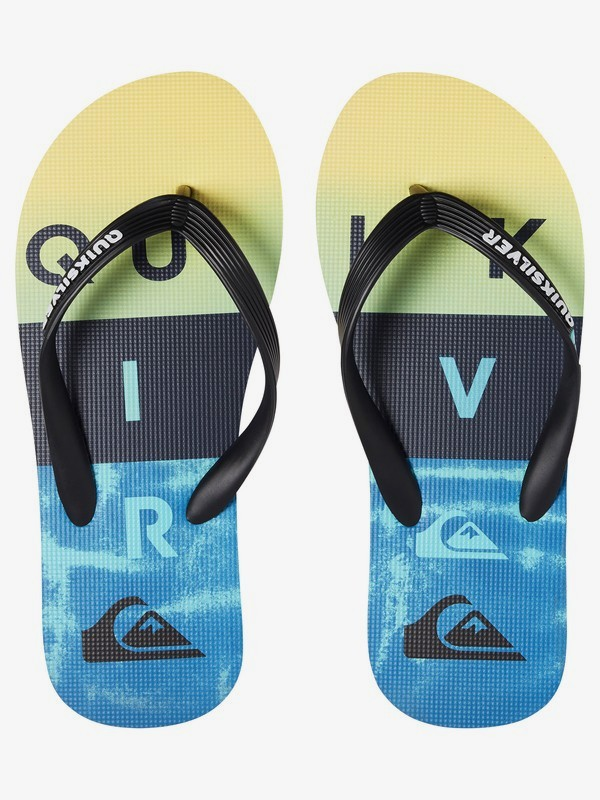 Molokai Wordblock - Flip-Flops for Boys AQBL100380