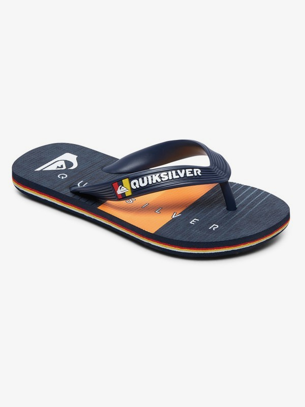 Molokai Point Break - Flip-Flops for Boys 8-16 AQBL100442