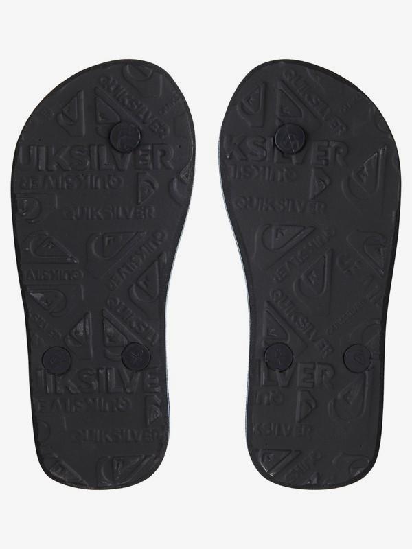 Molokai Word Block - Flip-Flops for Boys  AQBL100505