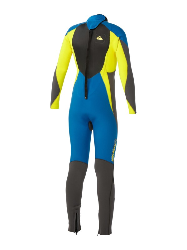 Syncro 3/2mm Fullsuit Back Zip  AQBW103003