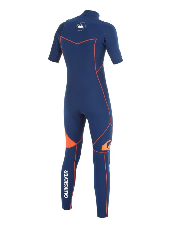 AG47 Zipperless 2/2mm - Short Sleeve Wetsuit AQBW303001