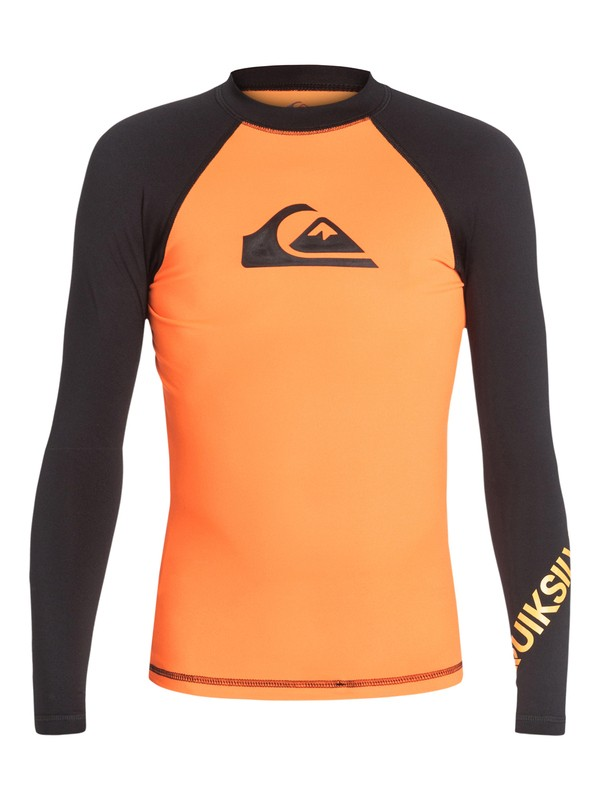 All Time Long Sleeve Rash Vest AQBWR03001