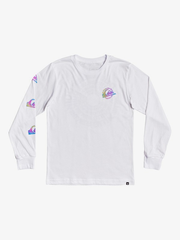 Faded Seas - Long Sleeve T-Shirt for Boys 8-16  AQBZT03617