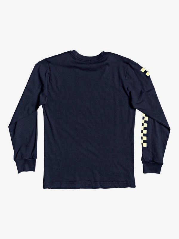 Golden Embers - Long Sleeve T-Shirt for Boys 8-16  AQBZT03753