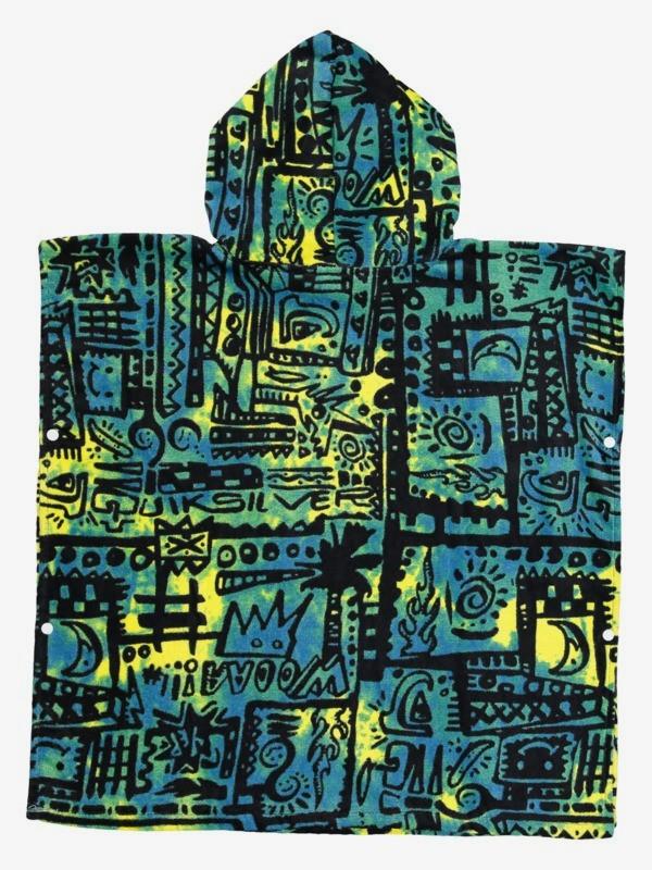 HOODY TOWEL BOY  AQKAA03004