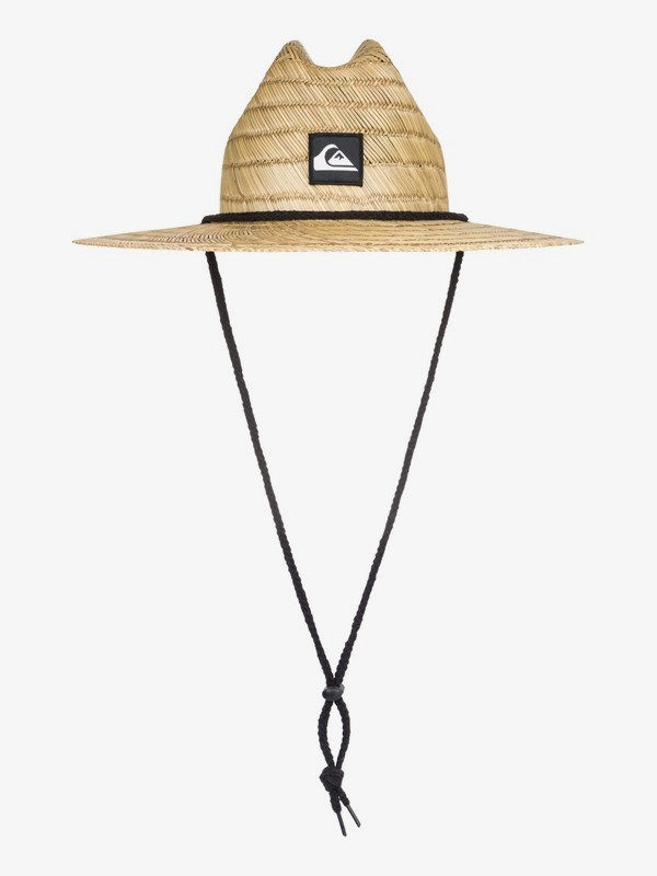 Pierside - Straw Lifeguard Hat  AQKHA03072