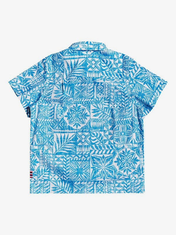 HI Hyper - Printed Short Sleeve Shirt  AQKWT03040